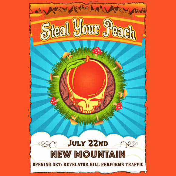 Steal Your Peach Revelator Hill Performs Traffic